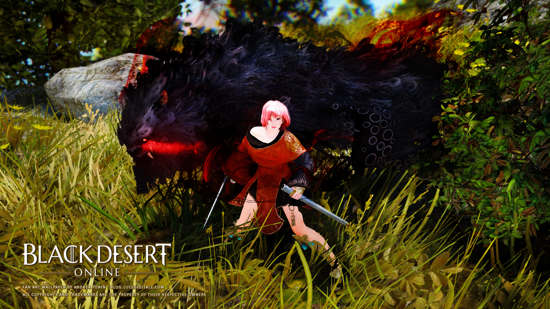 luce digitale blog games desktop wallpapers black desert